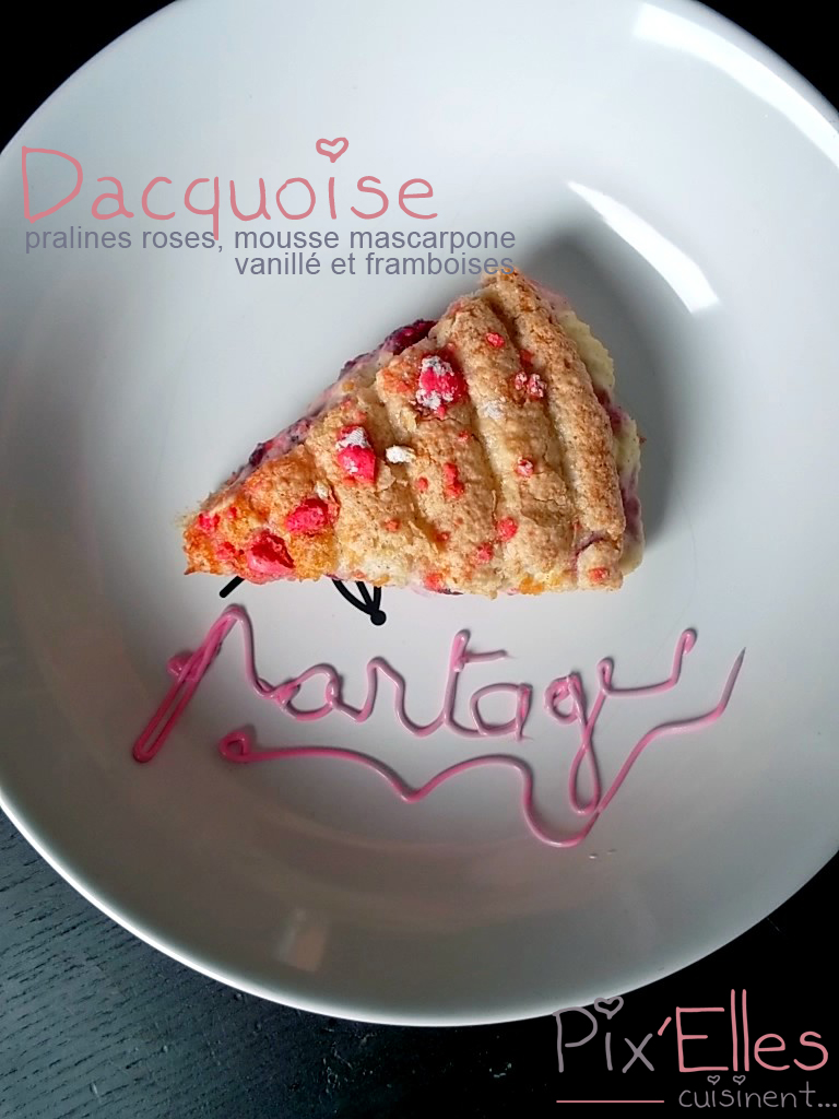 Dacquoise 2