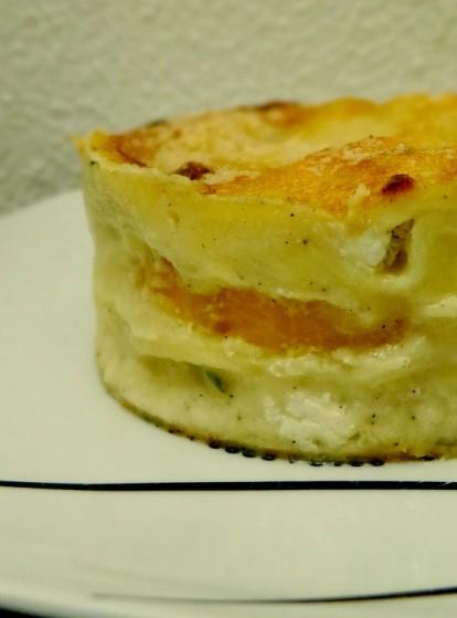 Lasagne butternut chevre