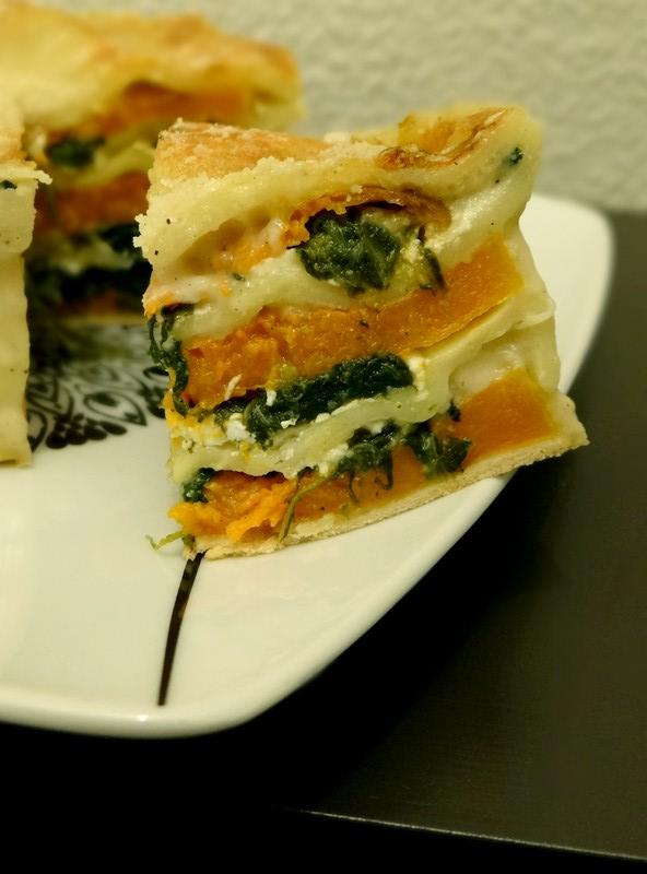 Lasagne butternut chevre3